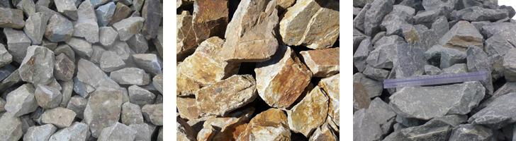 бутовый камень, бут гранитный
